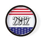 Presidential 2012 stars Wall Clock