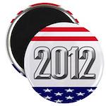 Presidential 2012 stars Magnet