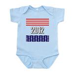 Presidential 2012 stars Infant Bodysuit