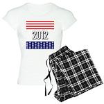 Presidential 2012 stars Women's Light Pajamas