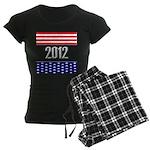 Presidential 2012 stars Women's Dark Pajamas