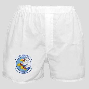 127th Bomb Squadron Boxer Shorts