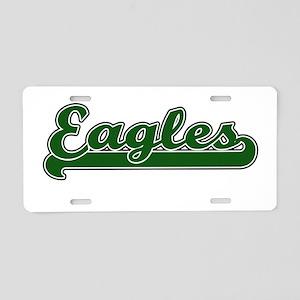 EAGLES *10* Aluminum License Plate