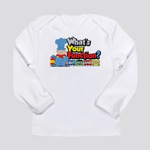 What's Your Function? Long Sleeve Infant T-Shirt