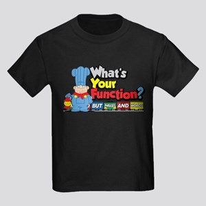 What's Your Function? Kids Dark T-Shirt
