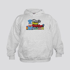 What's Your Function? Kids Hoodie
