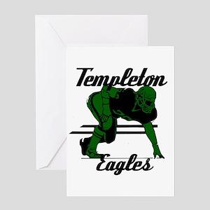 Templeton Eagles (16) Greeting Card