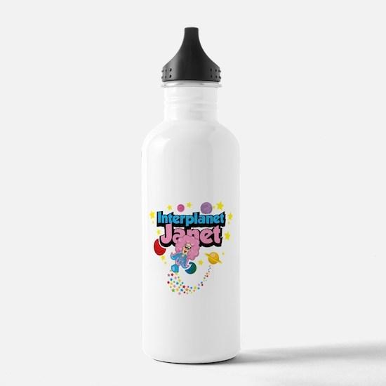 Interplanet Janet Sports Water Bottle