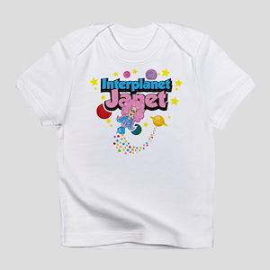 Interplanet Janet Infant T-Shirt