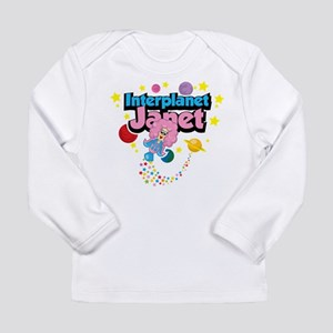 Interplanet Janet Long Sleeve Infant T-Shirt