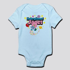 Interplanet Janet Infant Bodysuit