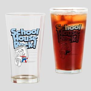 Schoolhouse Rock Bill Drinking Glass