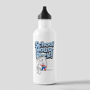 Schoolhouse Rock Bill Stainless Water Bottle 1.0L
