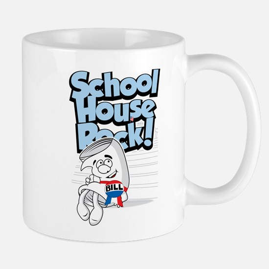 Schoolhouse Rock Bill Mug