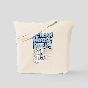 Schoolhouse Rock Bill Tote Bag