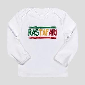 Rastafari Long Sleeve Infant T-Shirt