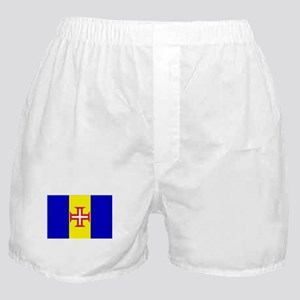 Madeira Flag Boxer Shorts