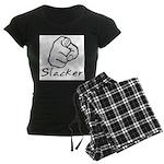 Slacker Women's Dark Pajamas