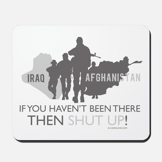 Iraq - Afghanistan If you Hav Mousepad