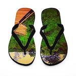 Jolene's Nature Flip Flops