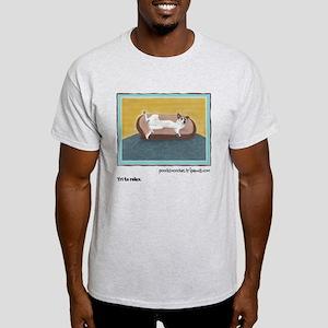 Custom Abby Art Light T-Shirt