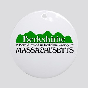 Berkshirite Ornament (Round)
