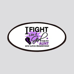 Fight Like A Girl For My Lupus Patches