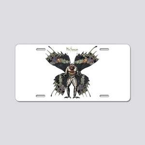 Mothman Aluminum License Plate