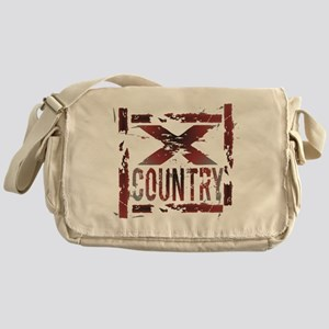 Cross Country Messenger Bag