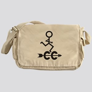 Cross Country CC Messenger Bag