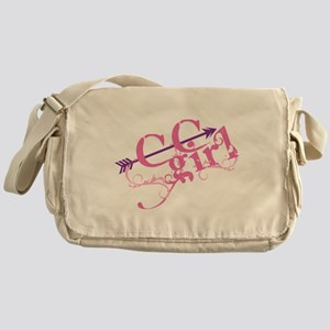 Cross Country Girl Messenger Bag