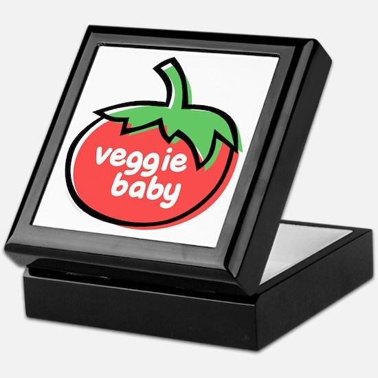 Veggie Baby Keepsake Box