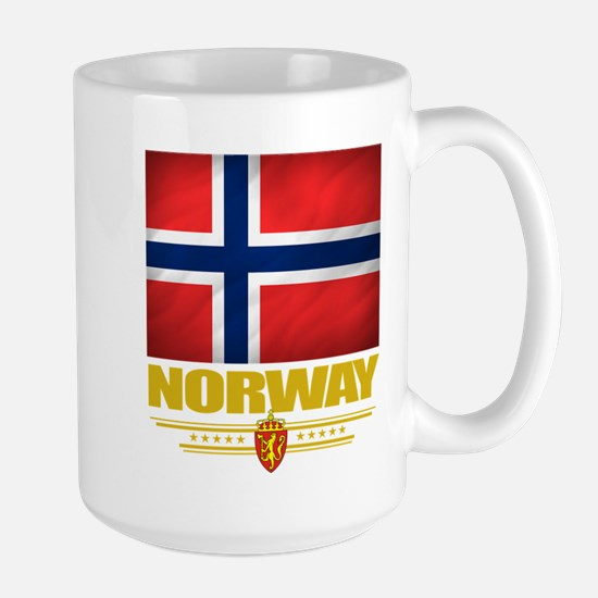 Norway Large Mug