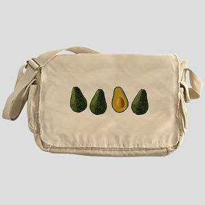 Avocados Messenger Bag