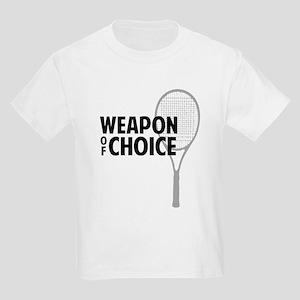 Tennis - Weapon Kids Light T-Shirt