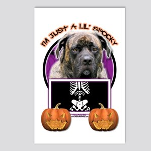 Just a Lil Spooky Mastiff Postcards (Package of 8)