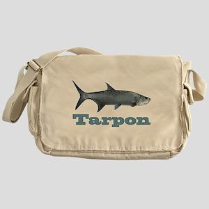 Record Tarpon Messenger Bag