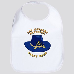 Army - 1st Cav - 1st Team Bib