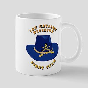 Army - 1st Cav - 1st Team Mug