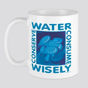 Water Conservation Mug