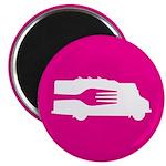 Food Truck: Side/Fork (Pink) 2.25