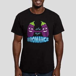 Bromance Men's Fitted T-Shirt (dark)