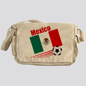 Mexico Soccer Team Messenger Bag