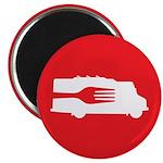 Food Truck: Side/Fork (Red) 2.25