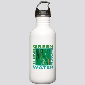 Water Conservation Stainless Water Bottle 1.0L