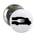 Food Truck: Side/Fork (Black/White) 2.25