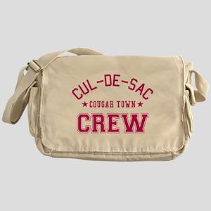 Cougar Town Messenger Bag