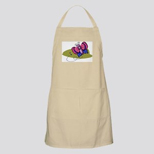 Butterfly104 BBQ Apron