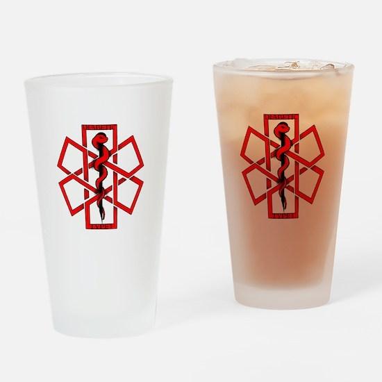 Type 1 Diabetic Drinking Glass
