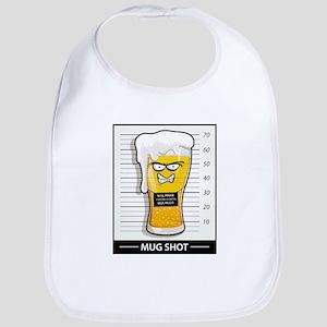 """Mug Shot"" Bib"